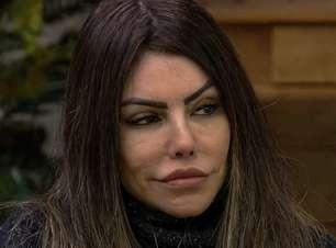 """Em """"A Fazenda 13"""", Liziane comenta o excesso de procedimentos no rosto"""