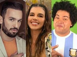 Show dos Famosos: Diego Hypolito, Mariana Rios e Robson Nunes são os próximos