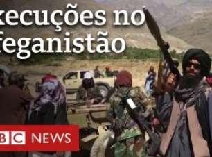 BBC flagra talebãs matando civis no Afeganistão