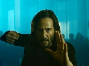 Resurrections | Neo é o escolhido ou apenas um ator de filmes de ação?