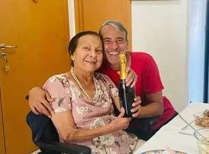 Mãe de Alexandre Borges não resiste a AVC e morre aos 83 anos