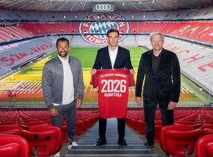 Bayern de Munique anuncia renovação com Goretzka até 2026