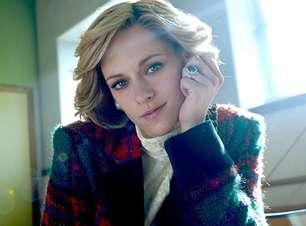 """Kristen Stewart aceitou viver Princesa Diana sem ler roteiro: """"Muito irresponsável"""""""