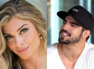 Fãs apontam indireta de Grazi para Caio Castro em postagem