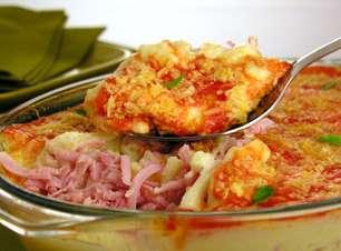 Nhocão recheado de forno: receita deliciosa e prática