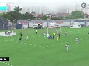 SÃO CAETANO: Veja! MC Livinho estreia, sofre pênalti e ajuda no empate contra a Portuguesa na Copa Paulista