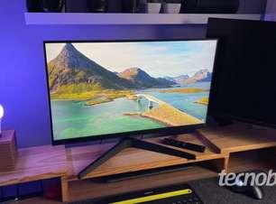 Smart Monitor Samsung M5: espetáculo em versatilidade
