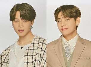 Veja fotos do BTS para Shinhan Card