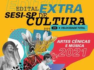 SESI-SP lança Edital Extra de Cultura; saiba mais