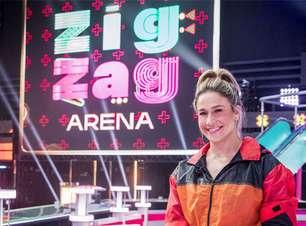 "Fernanda Gentil estreia ""Zig Zag Arena"" aos domingos na Globo"