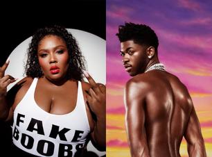 "Lizzo cria mashup de ""Rumors"" e ""Industry Baby, do Lil Nas X"