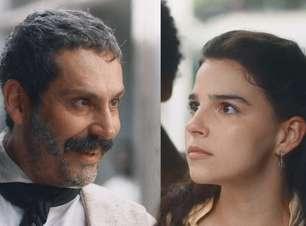 Nos Tempos do Imperador: Globo promete pedido de casamento e barraco entre Tonico e Pilar