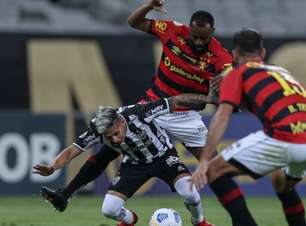 Volante Marcão comenta sobre momento difícil do Sport no Brasileirão
