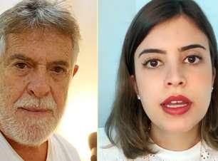José de Abreu é detonado ao divulgar ameaça de agressão contra Tabata Amaral