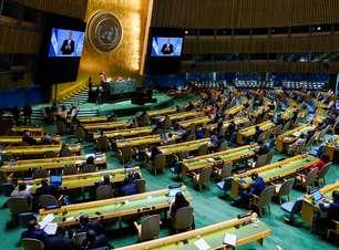 Talibã faz apelo para discursar na Assembleia Geral da ONU