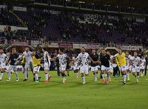 Inter de Milão bate Fiorentina de virada e lidera o Italiano
