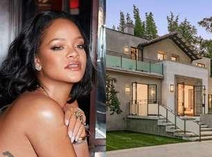 Rihanna coloca mansão de US$ 41 milhões à venda; veja fotos!