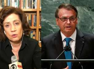 Jornalista da Globo detona discurso de Bolsonaro na ONU