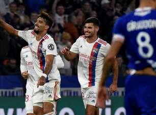 Com mais um gol de Lucas Paquetá, Lyon vence o Troyes de virada no Francês