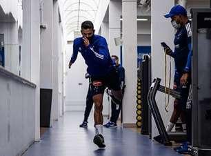 Cruzeiro: volante Henrique está com covid-19