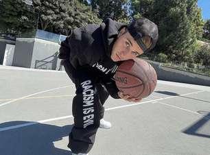 Justin Bieber venderá roupas com estampa contra racismo