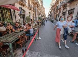 Itália tem mais 3.970 casos e 67 mortes em pandemia