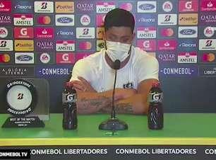 ATLÉTICO-MG: Hulk prevê mais um jogo truncado na partida de volta contra o Palmeiras e cita torcida como fator de motivação para vitória