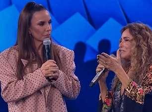 Daniela Mercury causa climão com Ivete Sangalo ao fazer protesto político