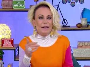 Ana Maria Braga solta expressão racista na Globo e acaba criticada na web
