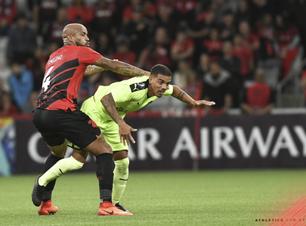 Athletico-PR começa a decidir vaga na final da Sul-Americana contra o Peñarol