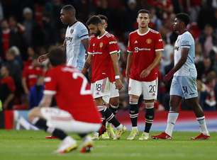 West Ham elimina o Manchester United da Copa da Liga Inglesa