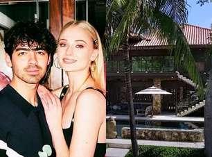 Veja fotos da mansão de R$ 58 milhões que Joe Jonas e Sophie Turner compraram