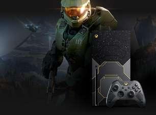 Xbox Series X de Halo Infinite entra em pré-venda no Brasil na quinta (23)