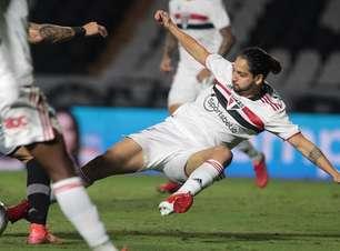 Após não entrar em empate do São Paulo, Benítez posta: 'Não desanime'
