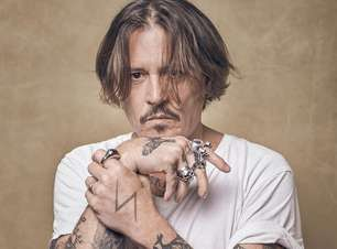 Johnny Depp aproveita homenagem para reclamar de seu cancelamento