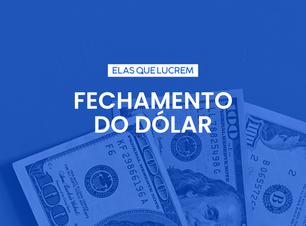 Dólar fecha em alta e engata terceira semana de ganhos