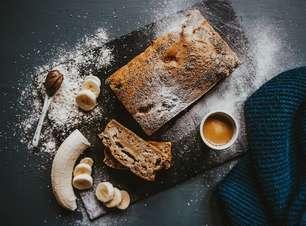 Bolo de Banana: Receita Fácil para o Café da Tarde