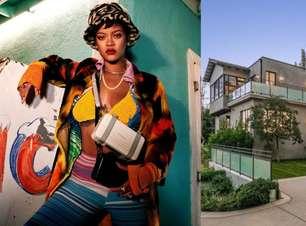 Uau! Rihanna coloca mansão à venda; veja fotos e valor!