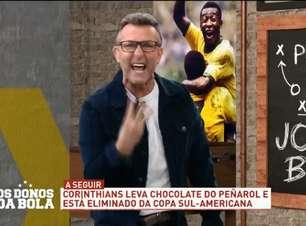 Neto dispara por convocação sem dois nomes de Flamengo e Palmeiras: 'Você é o Tite da CBF'