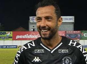Autor do gol da vitória do Vasco, Nene elogia bom resultado da equipe: 'Começo da nossa arrancada'