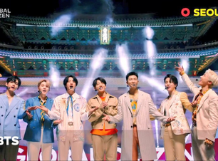 "BTS apresenta ""Permission to Dance"" no Global Citizen Live"