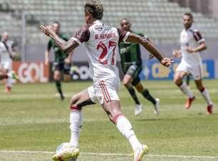 VÍDEO: confira os gols do empate entre América-MG e Flamengo pelo Campeonato Brasileiro