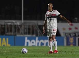 Miranda destaca melhora no desempenho defensivo do São Paulo: 'Começamos a caminhar'