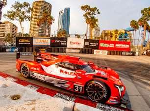 Nasr e Derani batem Magnussen e Van de Zande com folga no IMSA em Long Beach