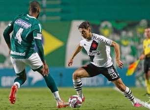Vasco x Goiás: onde assistir, prováveis times e desfalques