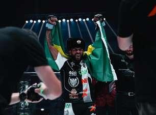 'Estou levando um pacote de maldades', declara Irwing King Kong antes de compromisso no ACA MMA
