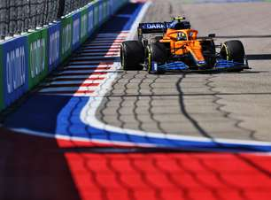 """Hakkinen: """"A primeira vitória de Norris na F1 não está longe"""""""