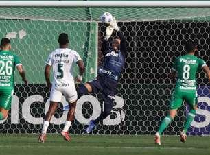 Chapecoense perde embalo após vencer a primeira no Brasileirão
