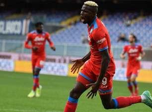 Atacante do Napoli pode vestir a camisa do Manchester City em 2022