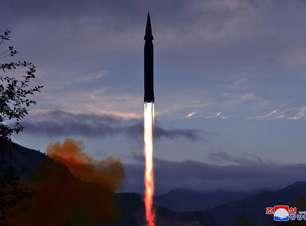 """Coreia do Norte diz que testou míssil """"com sucesso"""""""